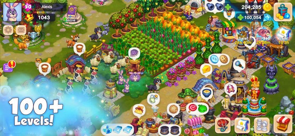 Royal Farm: Wonder Valley Cheat Codes