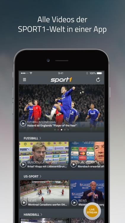 Sport1 Live Stream Ipad