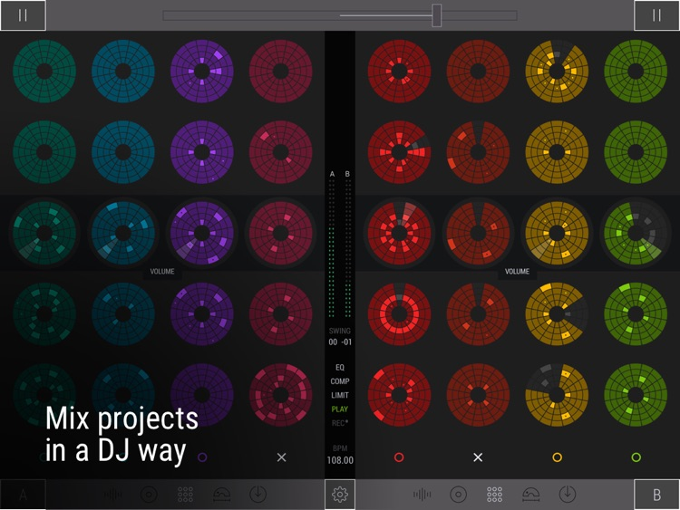 Loopseque 8 — beat performer screenshot-6