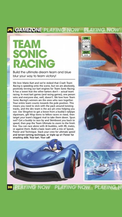 K-Zone Magazine screenshot-4