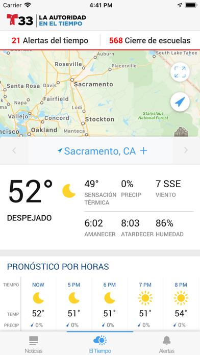 Telemundo 33: Sacramento screenshot 2