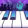 钢琴 乐队 :键盘 和 鼓 模拟器