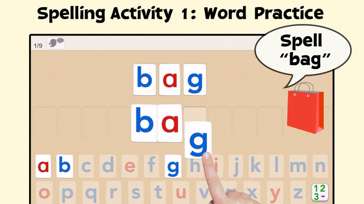 Word Wizard for Kids School Ed screenshot-3