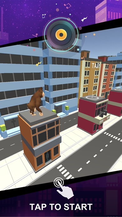 Fury Monkey screenshot 1