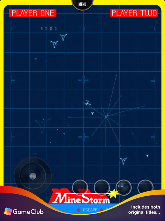 Vectrex - GameClub screenshot 8