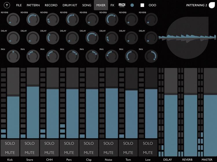 Patterning 2 : Drum Machine screenshot-5