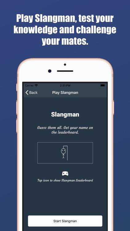 Strayamate Pro - Aussie Slang screenshot-3