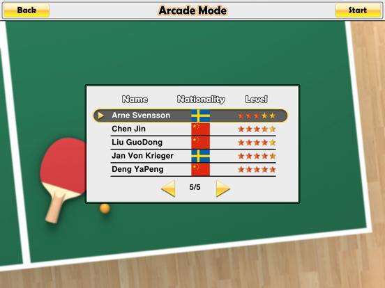 Virtual Table Tennis HDのおすすめ画像6