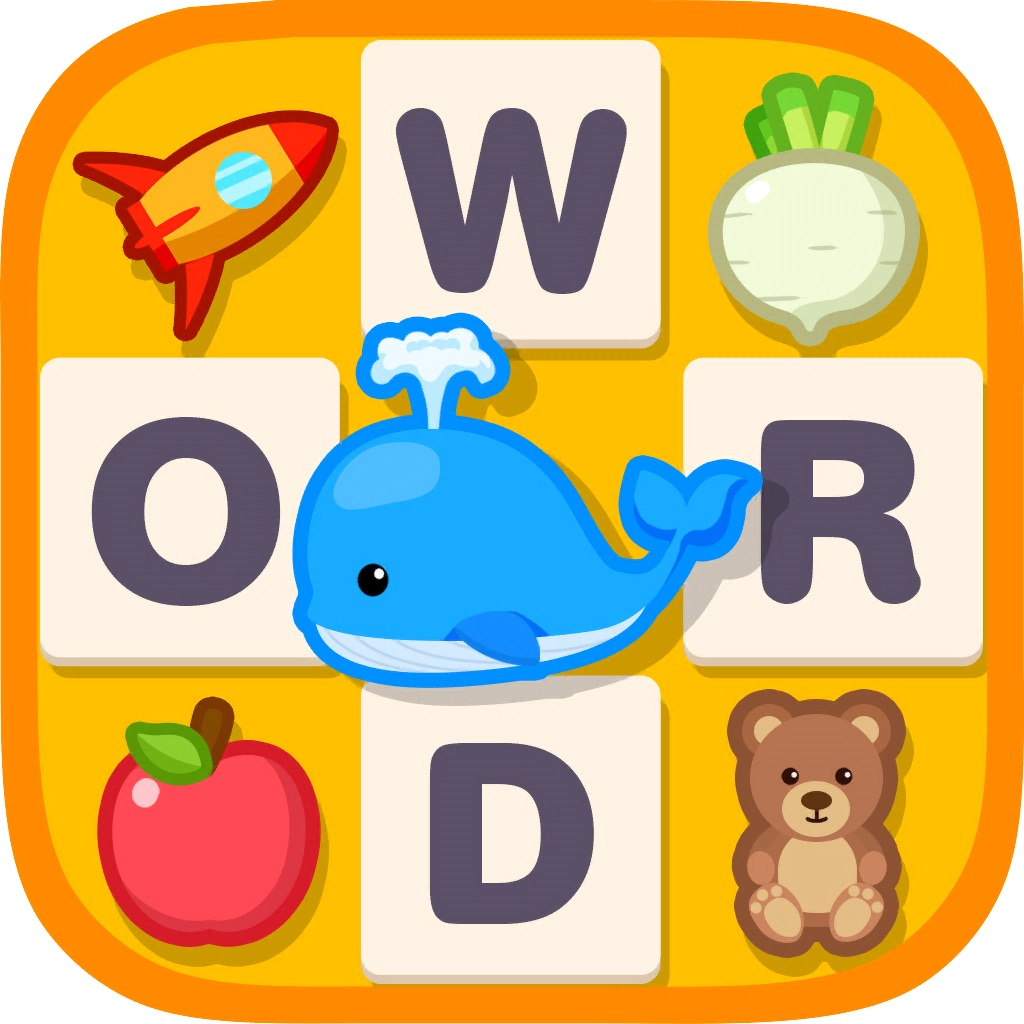 Kids Word Search & Spelling App Data & Review - Education
