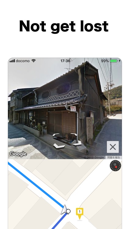 Street View Map :StreetWatcher