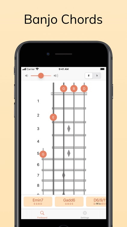 ChordAid: Chord Finder screenshot-3