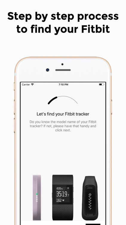 Finder for Fitbit Lite screenshot-4