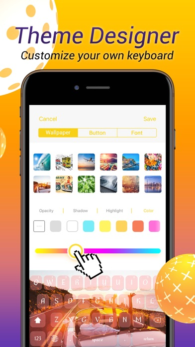 download Avatar Keyboard-Themes, Emojis apps 6