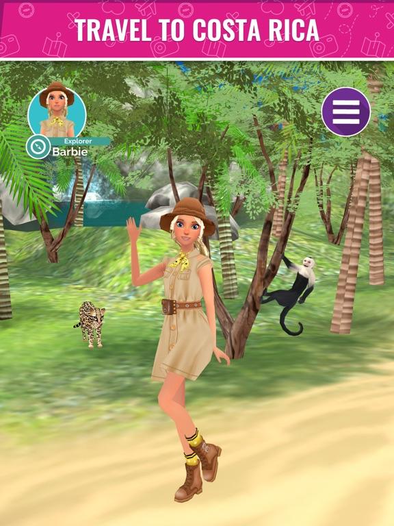 Barbie™ World Explorer screenshot 13
