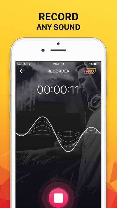 Song Ringtones for iPhone Screenshot