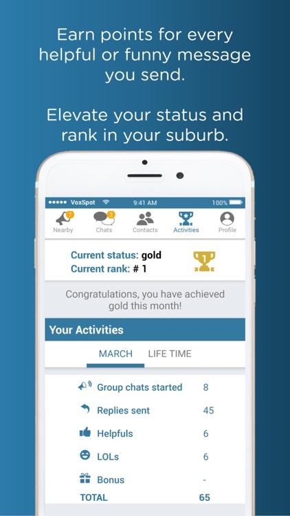 VoxSpot Chat screenshot-4