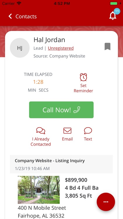 RED CRM
