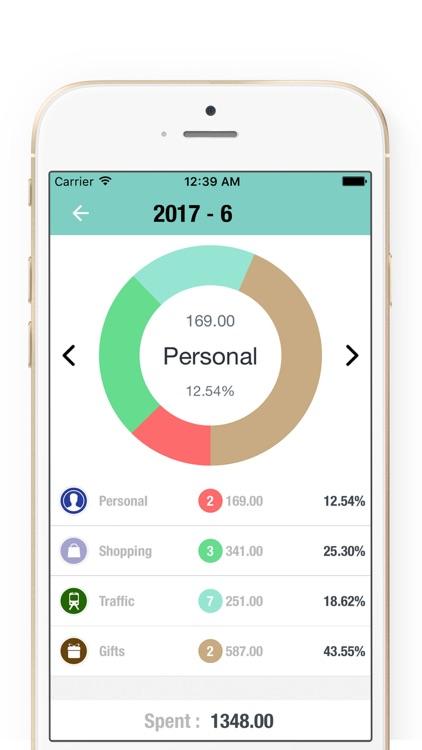 Best Budget Planner-Money Book screenshot-4
