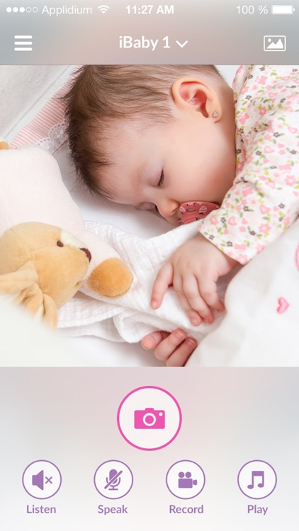 iBaby Care App