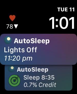AutoSleep Tracker for Watch