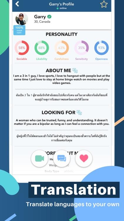 TrulyAsian - Asian Dating screenshot-6