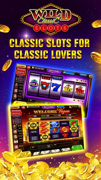 Wild Classic Slots