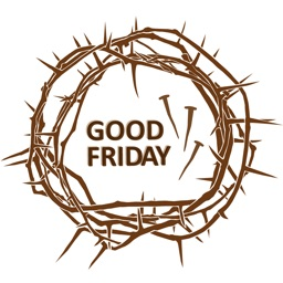 Good Friday Stickers
