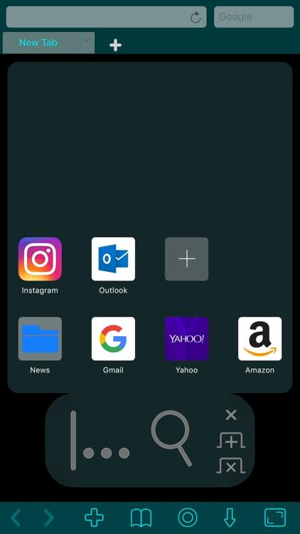 Perfect Browser: Ad Blocker screenshot-4