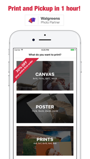 Print Shop – 1 Hour Prints on the App Store