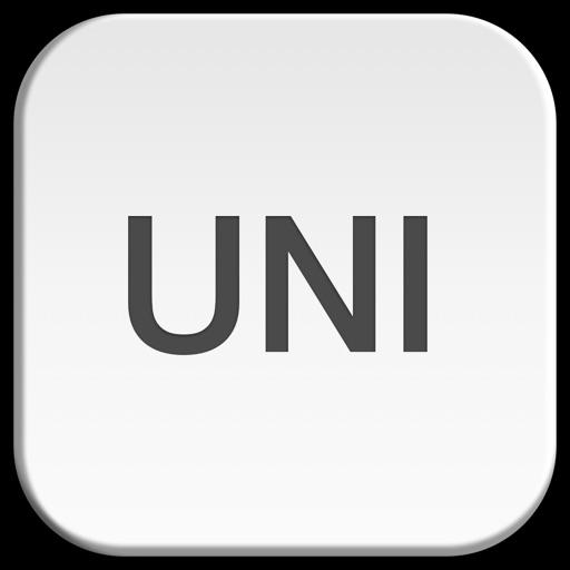 Uni Keyboard iOS App