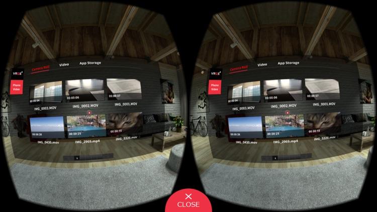 VRME PLUS 3D VR PLAYER screenshot-4