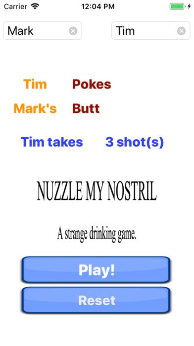 Nuzzle My Nostril app image