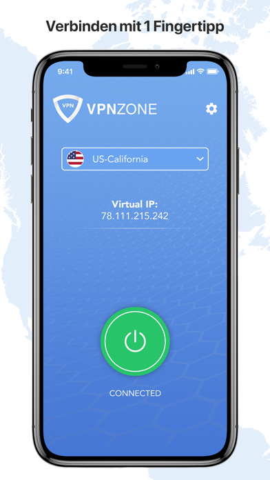VPN Zone - Proxy unbegrenztScreenshot von 1