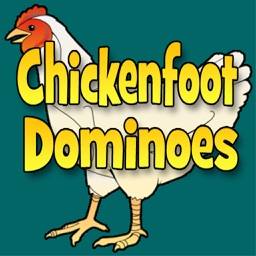 Chickenfoot Dominoes