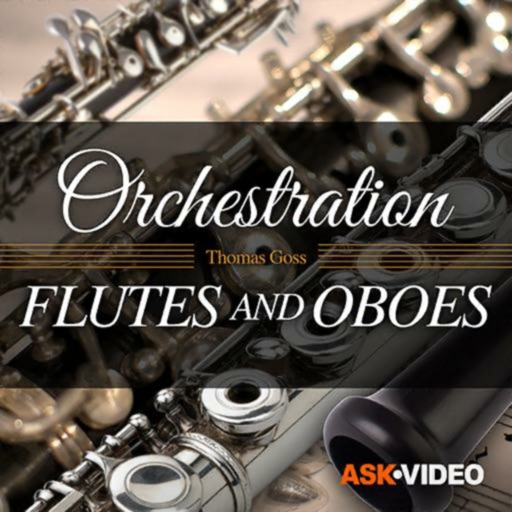 Flutes & Oboes by AV 103
