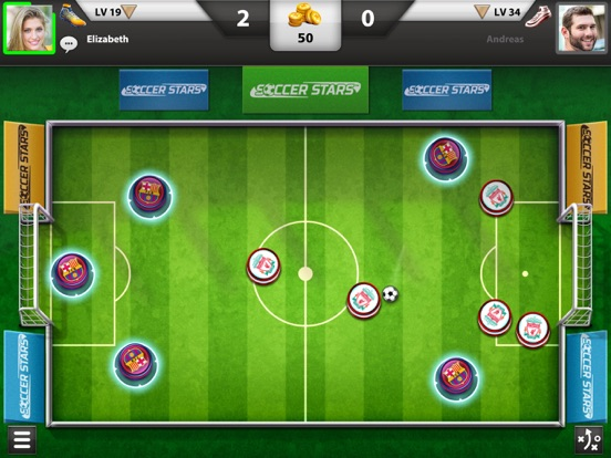 Soccer Stars: Football Kickのおすすめ画像1