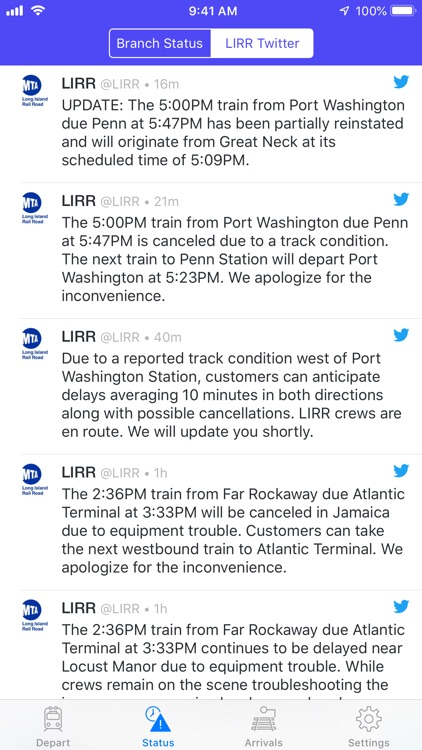 Commuter - for LIRR screenshot-3
