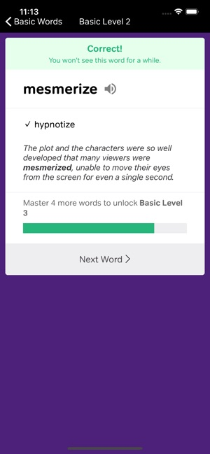 Vocabulary Builder by Magoosh on the App Store