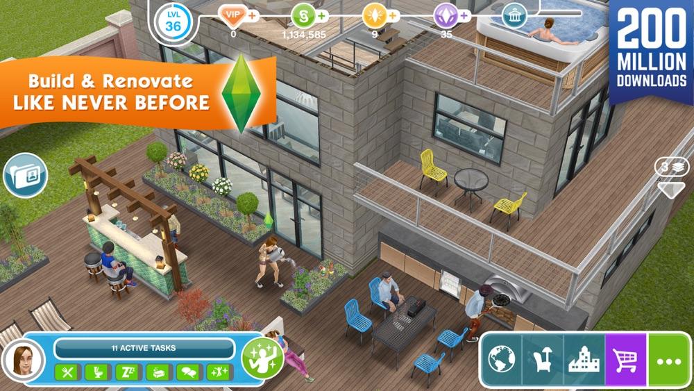 dating Sims iPad
