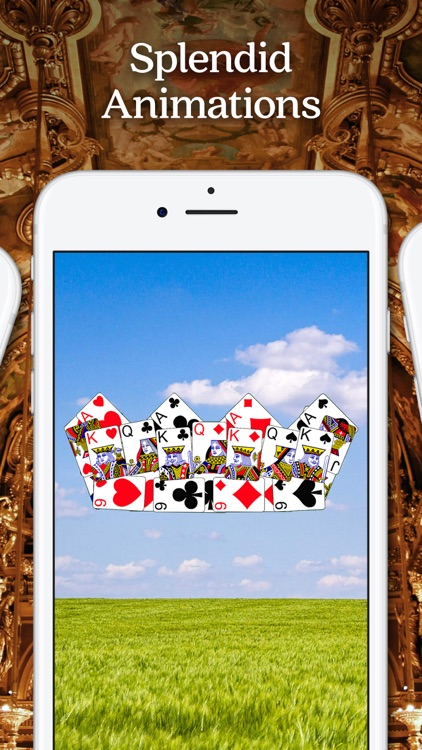 Crown Solitaire: Card Game screenshot-7