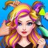 女生游戏 - 美发沙龙化妆换装游戏