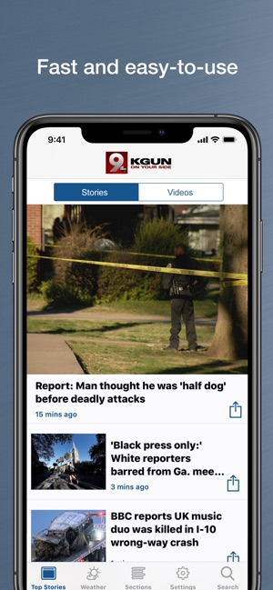 KGUN 9 On Your Side in Tucson on the App Store