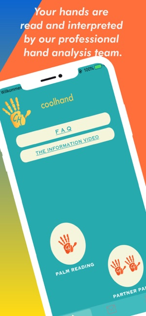 Coolhand - Real Palm Reading on the App Store