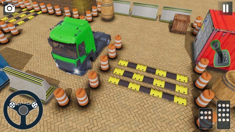 New Truck Parking Game 2020 screenshot-6