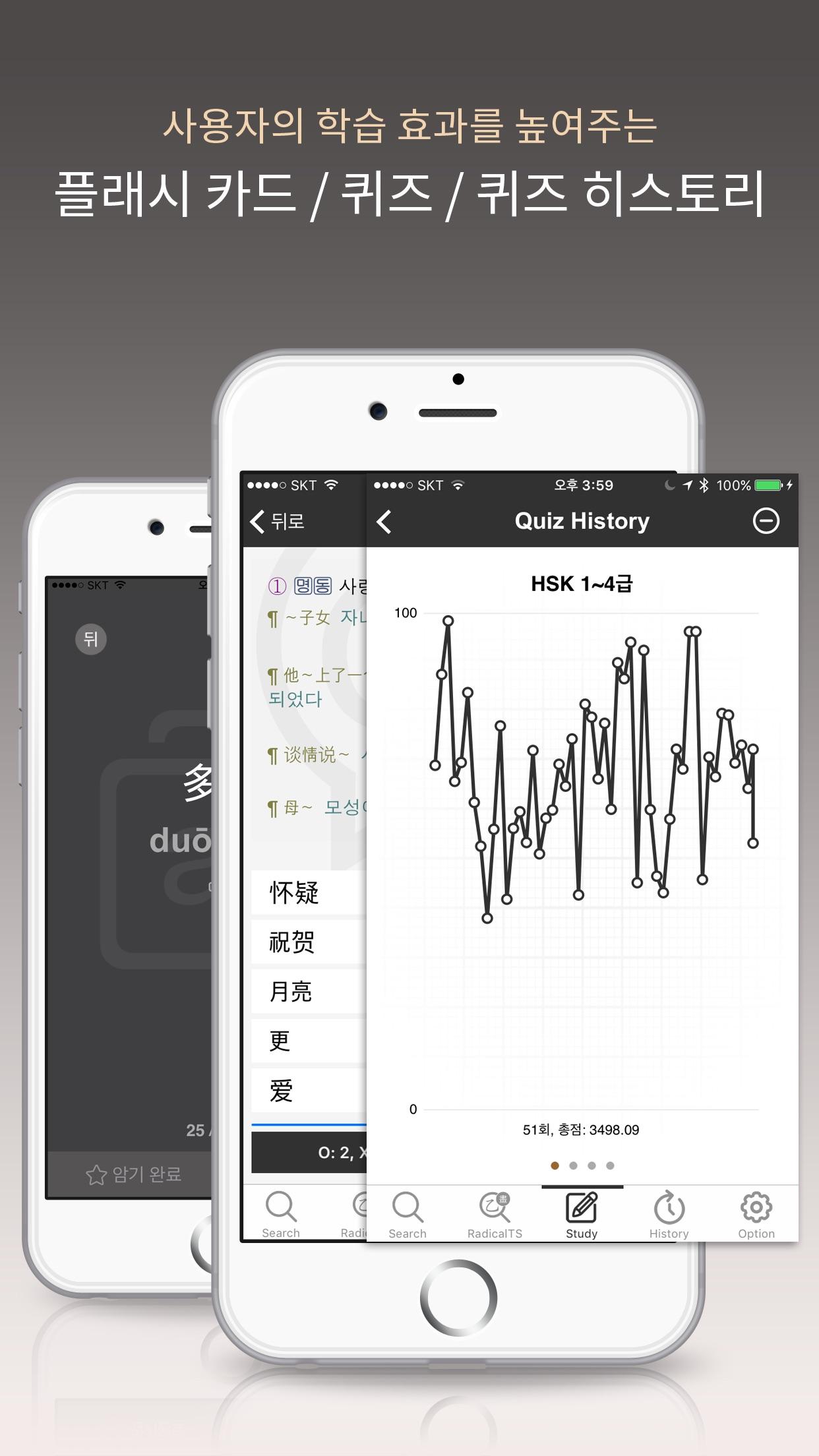 고려대 중한사전 - ChKo DIC Screenshot