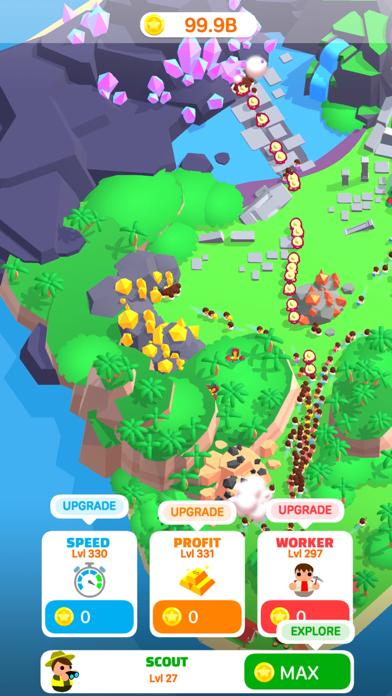 Idle Explorer screenshot 5