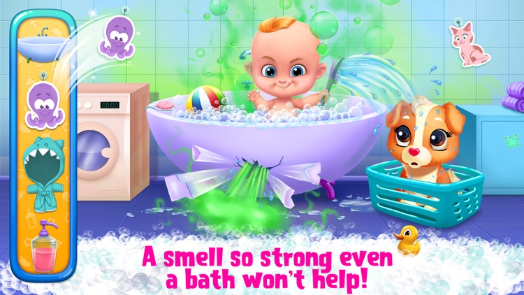 Smelly Baby screenshot-3