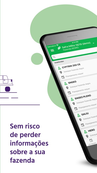 Aegro - Gestão Rural screenshot two