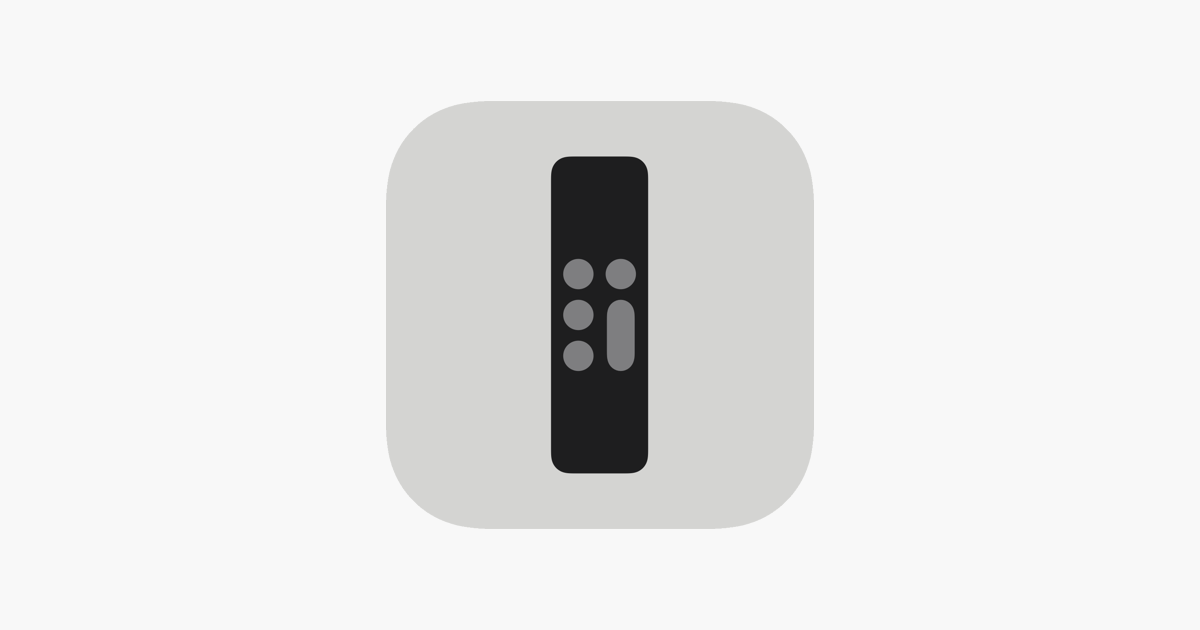 program apple tv remote app without remote