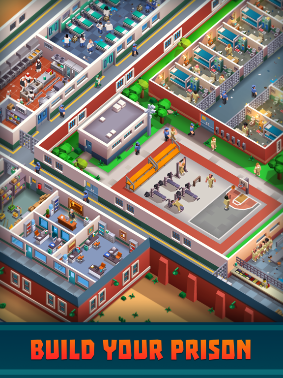 Prison Empire Tycoon-Idle Game screenshot 9
